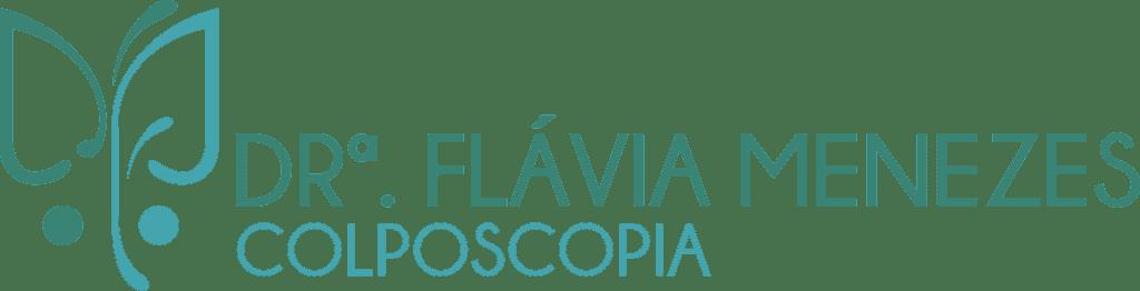Logo Dra. Flávia Menezes - Colposcopia