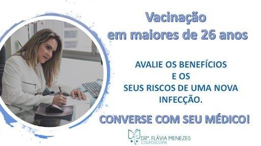 Vacinação do HPV